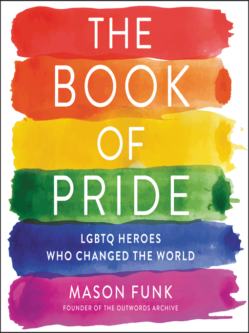 Title details for The Book of Pride by Mason Funk - Wait list