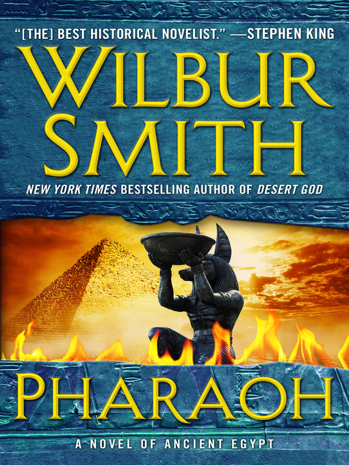 Title details for Pharaoh by Wilbur Smith - Wait list