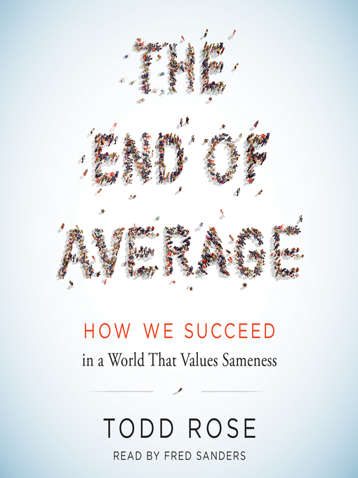 cover of The End of Average