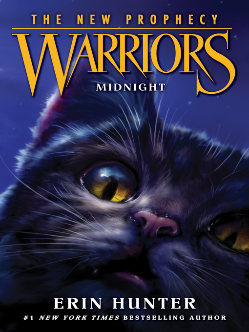 Title details for Midnight by Erin Hunter - Wait list
