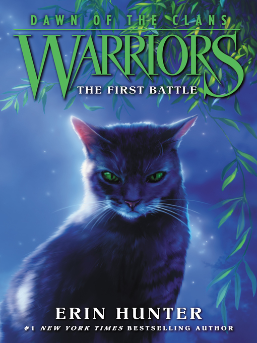 Title details for The First Battle by Erin Hunter - Available