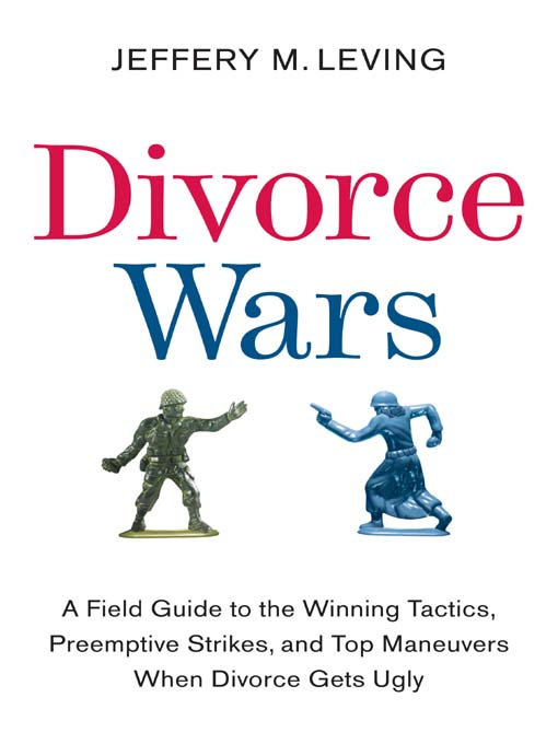 Title details for Divorce Wars by Jeffery M. Leving - Available