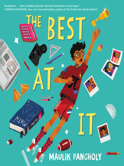 Title details for The Best at It by Maulik Pancholy - Available