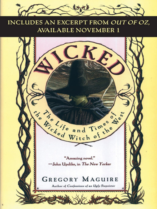 Title details for Wicked with Bonus Material by Gregory Maguire - Available