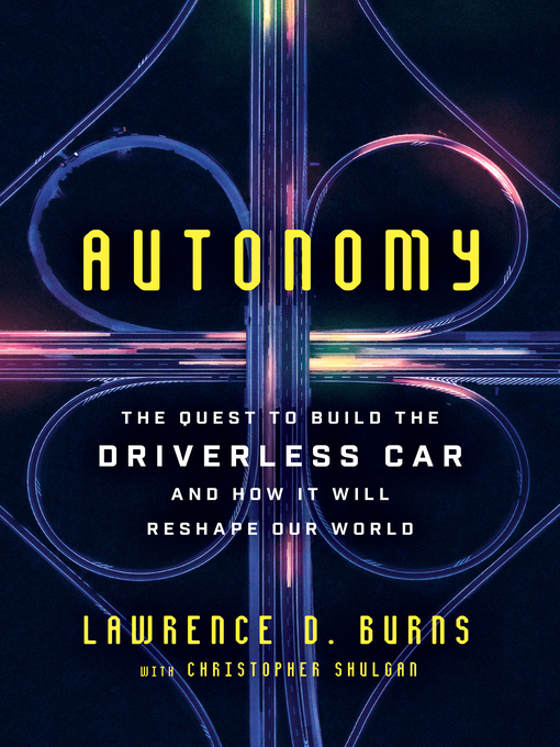 Title details for Autonomy by Lawrence D. Burns - Available