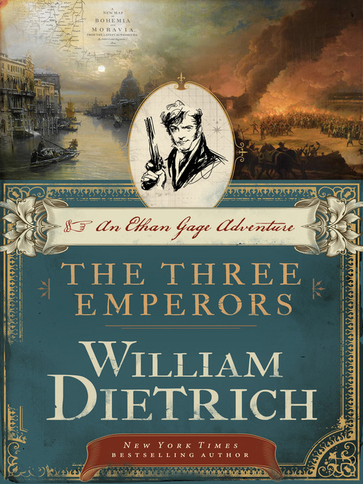 Title details for The Three Emperors by William Dietrich - Available