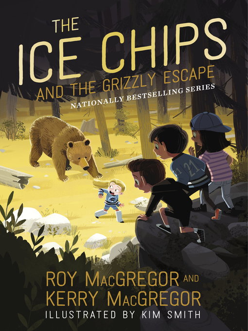 The Ice Chips and the Grizzly Escape