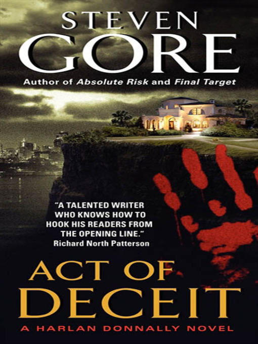 Title details for Act of Deceit by Steven Gore - Available