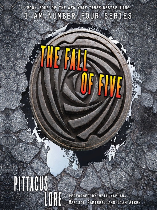 Title details for The Fall of Five by Pittacus Lore - Wait list
