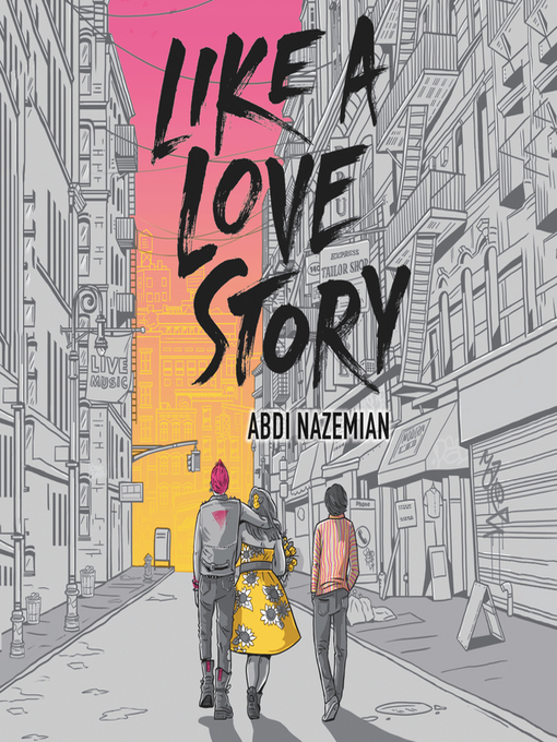 Cover of Like a Love Story