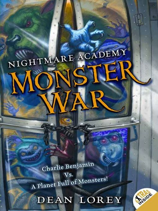 Title details for Monster War by Dean Lorey - Wait list