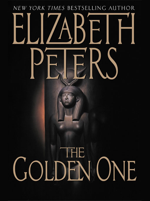Title details for The Golden One by Elizabeth Peters - Wait list