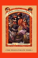 Title details for The Penultimate Peril by Lemony Snicket - Available
