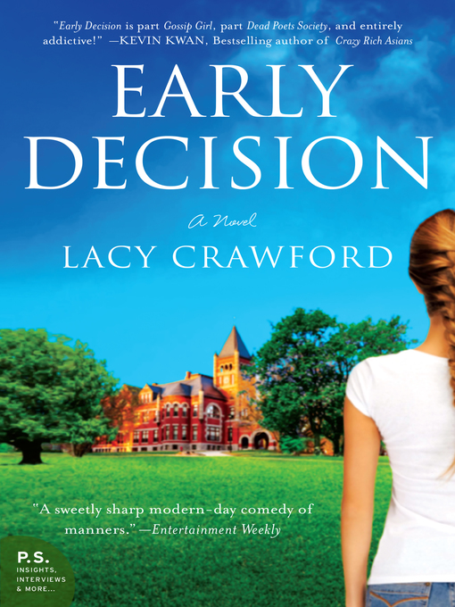 Title details for Early Decision by Lacy Crawford - Available