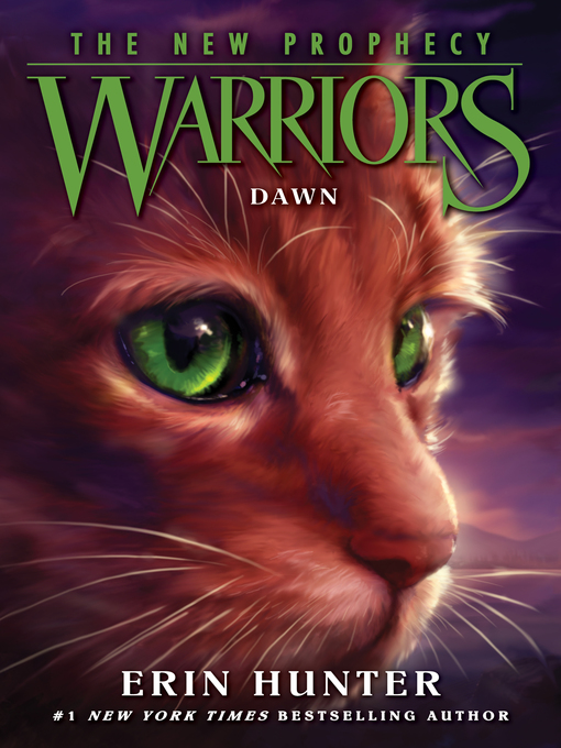 Title details for Dawn by Erin Hunter - Wait list