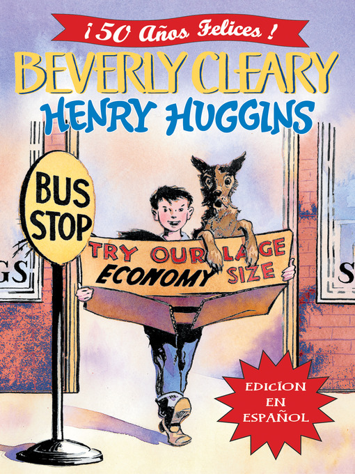 Title details for Henry Huggins by Beverly Cleary - Available