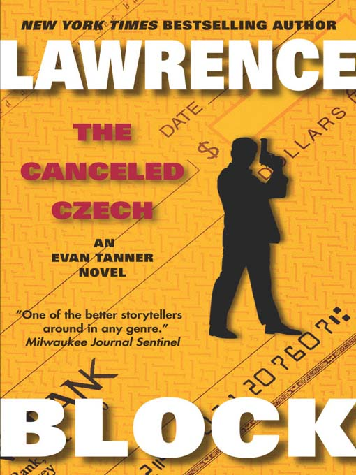 Title details for The Canceled Czech by Lawrence Block - Available