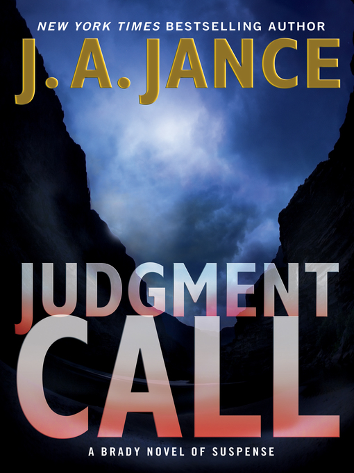 Title details for Judgment Call by J. A. Jance - Available