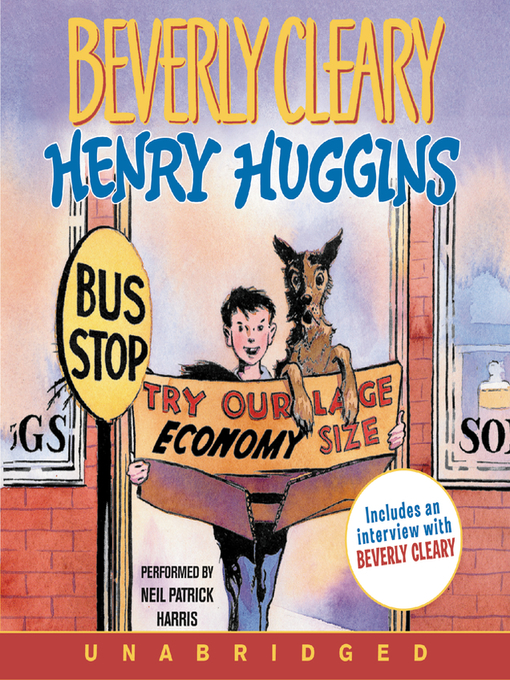 Title details for Henry Huggins by Beverly Cleary - Wait list