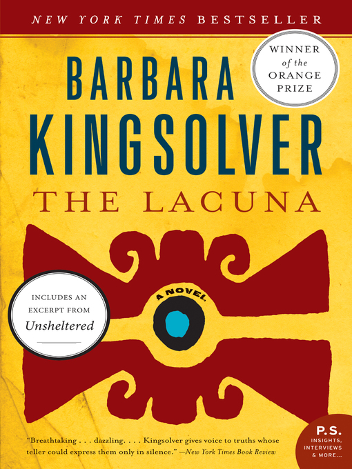 Title details for The Lacuna by Barbara Kingsolver - Wait list