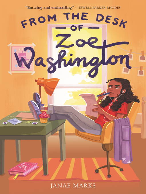 Title details for From the Desk of Zoe Washington by Janae Marks - Wait list