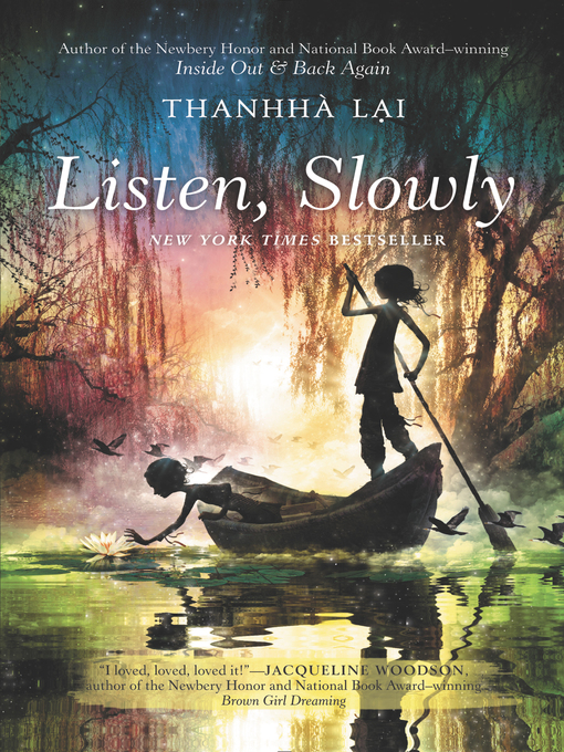 Title details for Listen, Slowly by Thanhha Lai - Wait list