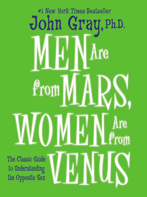 book review men are from mars