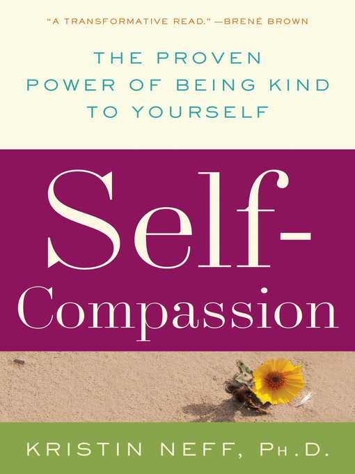 Title details for Self-Compassion by Dr. Kristin Neff - Wait list