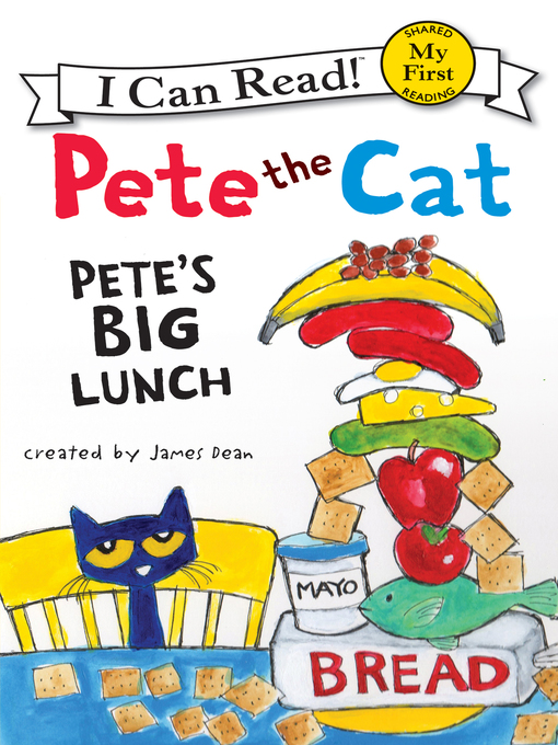 Cover of Pete's Big Lunch