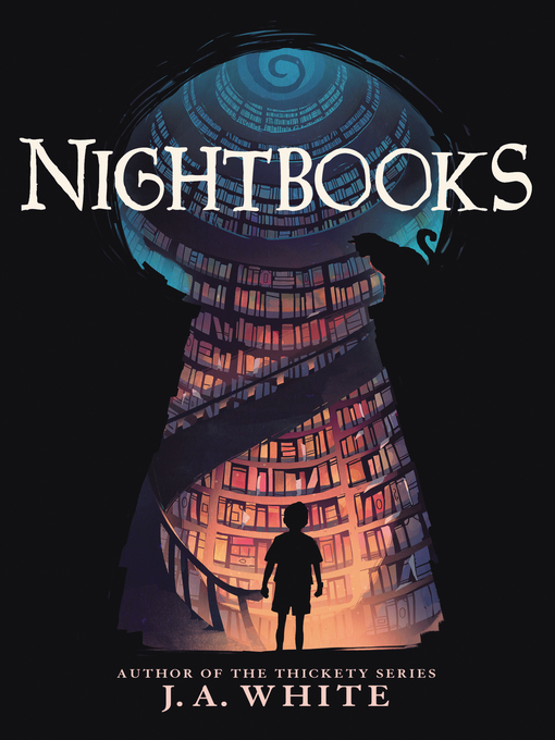 Title details for Nightbooks by J. A. White - Wait list