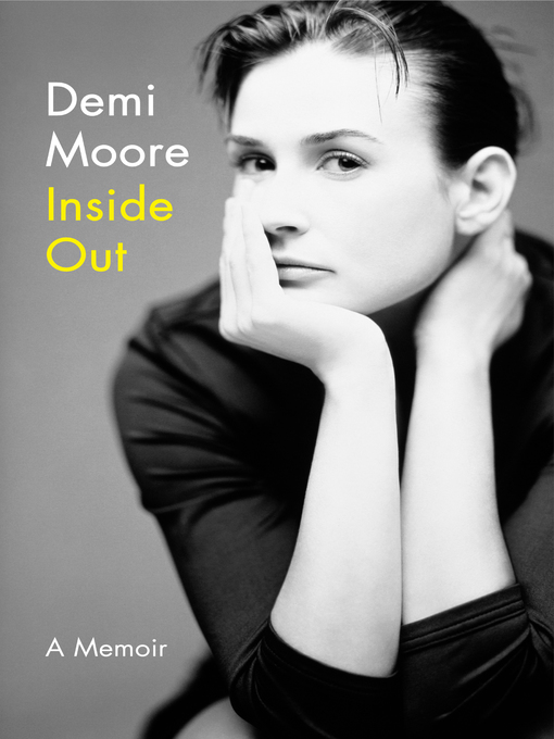 Title details for Inside Out by Demi Moore - Wait list