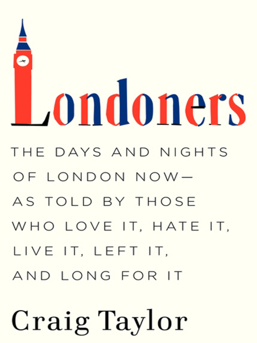 Title details for Londoners by Craig Taylor - Available