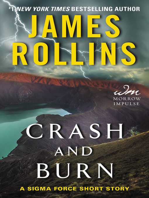 Title details for Crash and Burn by James Rollins - Wait list