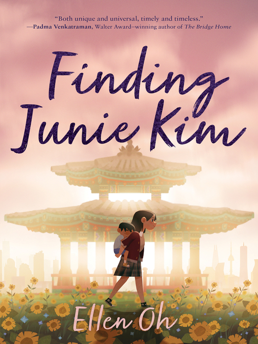 Title details for Finding Junie Kim by Ellen Oh - Available