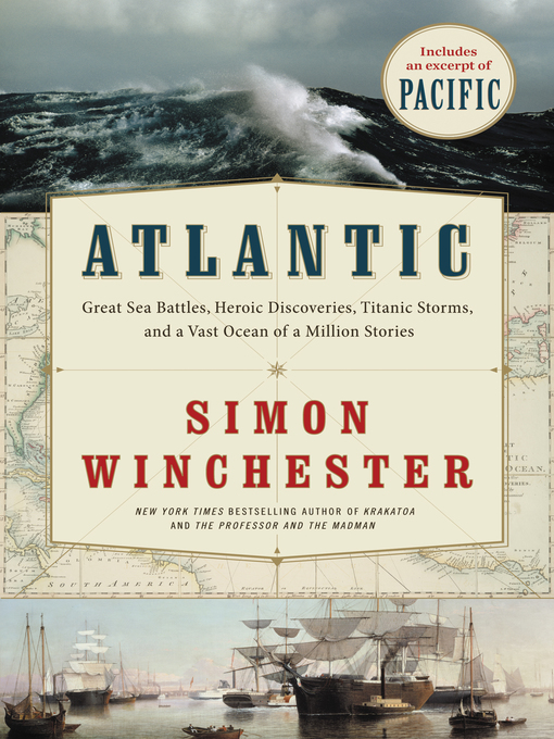 Title details for Atlantic by Simon Winchester - Wait list