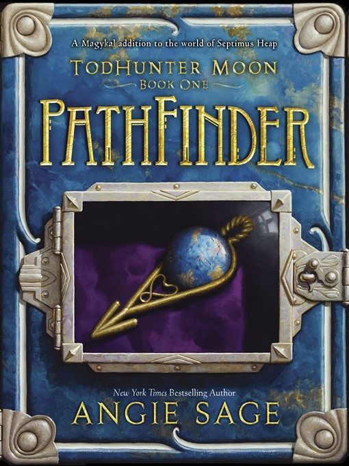 Title details for PathFinder by Angie Sage - Available
