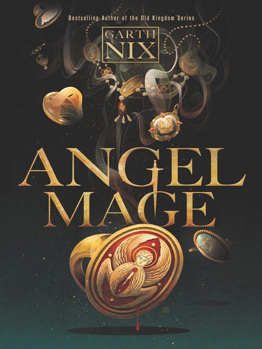 Cover of Angel Mage