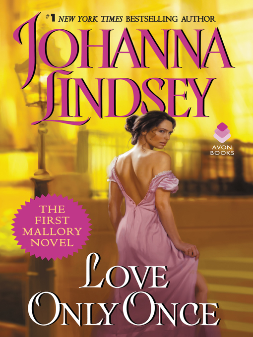 Title details for Love Only Once by Johanna Lindsey - Available