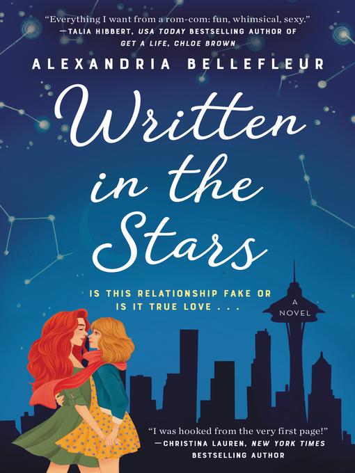 Title details for Written in the Stars by Alexandria Bellefleur - Wait list