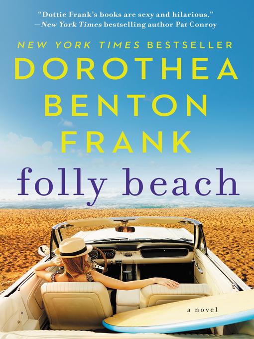 Title details for Folly Beach by Dorothea Benton Frank - Wait list