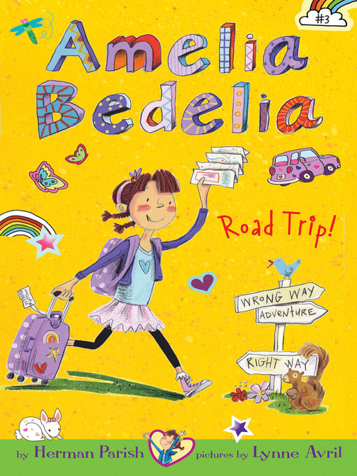 Title details for Amelia Bedelia Road Trip! by Herman Parish - Available