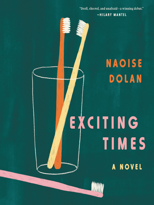 Title details for Exciting Times by Naoise Dolan - Available