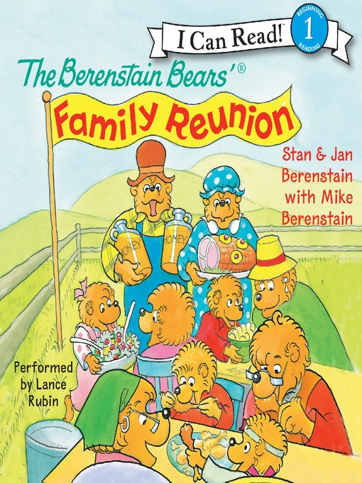 Cover image for The Berenstain Bears' Family Reunion
