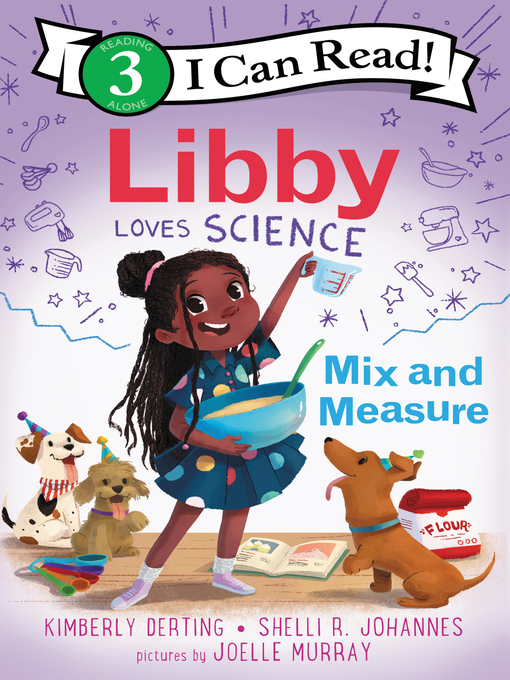 Title details for Libby Loves Science by Kimberly Derting - Wait list