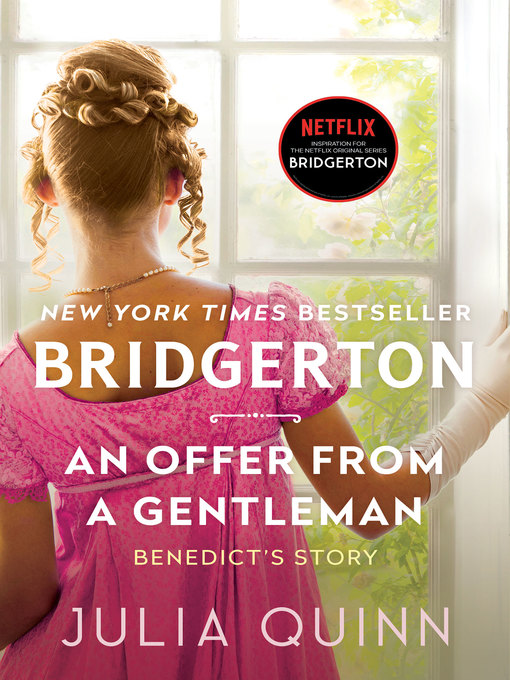 Title details for An Offer from a Gentleman with 2nd Epilogue by Julia Quinn - Wait list