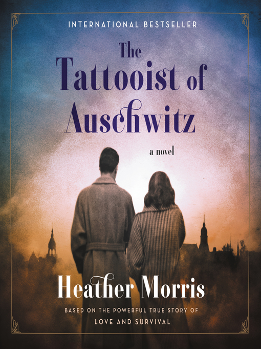 Cover: The Tattooist of Auschwitz