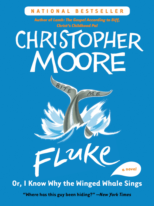 Title details for Fluke by Christopher Moore - Available