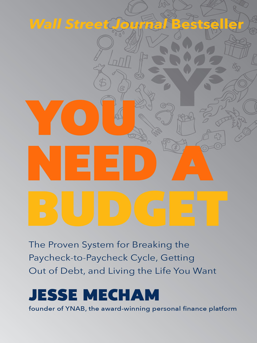Title details for You Need a Budget by Jesse Mecham - Wait list