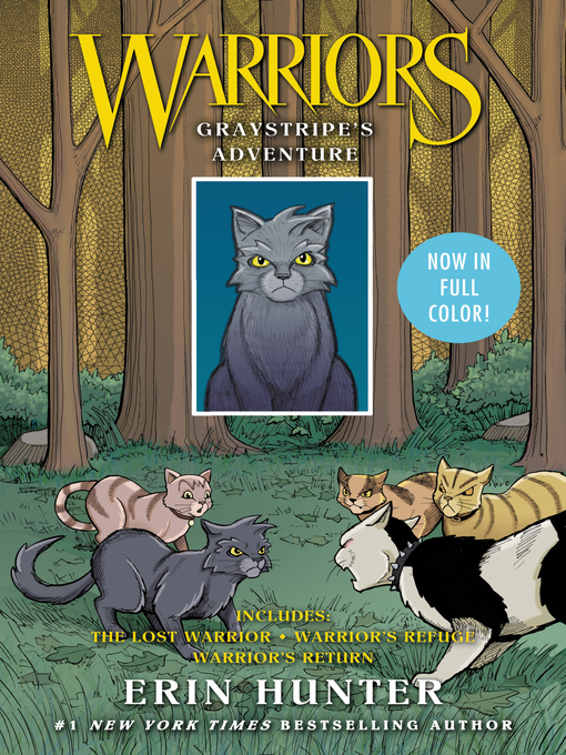 Title details for Graystripe's Adventure by Erin Hunter - Available