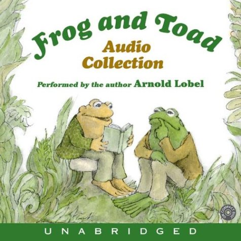 Title details for Frog and Toad Audio Collection by Arnold Lobel - Wait list